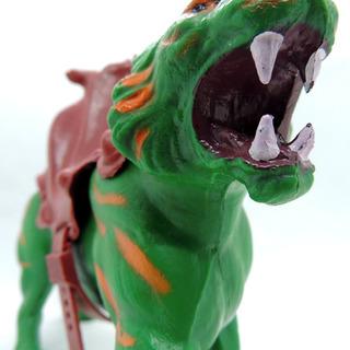 He-man Motu Battlecat Heman Top Toys Ind Argentina Antiguo R