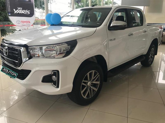 Toyota Hilux 2.8 Srv 4x4 Cd Diesel Automático 2020 /hilux 20