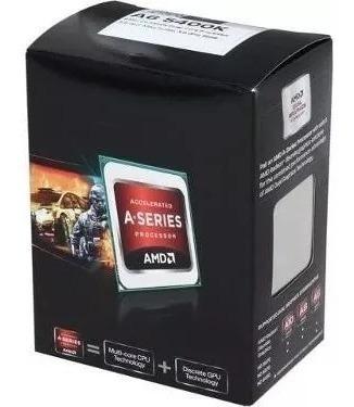 Amd A6 5400k 3,6ghz 3,8ghz Turbo