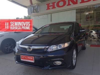 Honda Civic Exr 2.0 16v Flex, Kqu2445