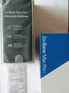 Asus Zenfone Max Pró M1 64gb- 4gb Memória Ram- Câmera 13+5mp