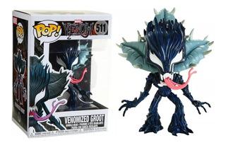 Funko Pop! Venom # Venomized Groot- #511-original