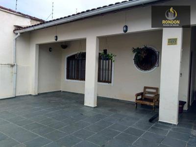 Casa Residencial À Venda, Laranjeiras, Itanhaém. - Ca0892