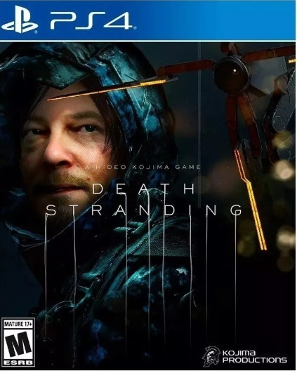 Death Stranding Ps4 Digital 1 Original - Garantia Vitalici