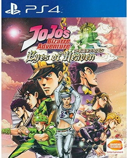 Jojos Bizarre Adventure: Eyes Of Heaven (english Subs) Fo