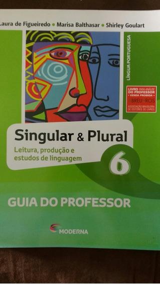 Singular E Plural 6 - Livro Do Professor