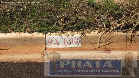Terreno Em Condomínio Para Venda Em Presidente Prudente, Parque Residencial Carandá - Rni-solares A3