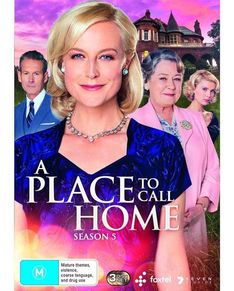 Dvd A Place A Call Home - A 4º E 5º Temporadas - Legendado