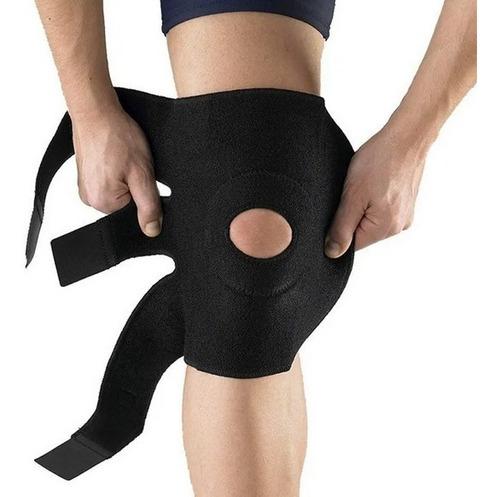 Rodillera Ortopédica Protección Rotula  Ajustable X 2 Unds