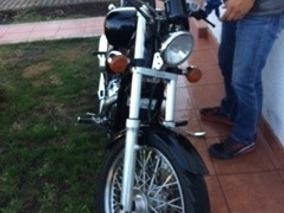 Vendo Moto Honda Clasica