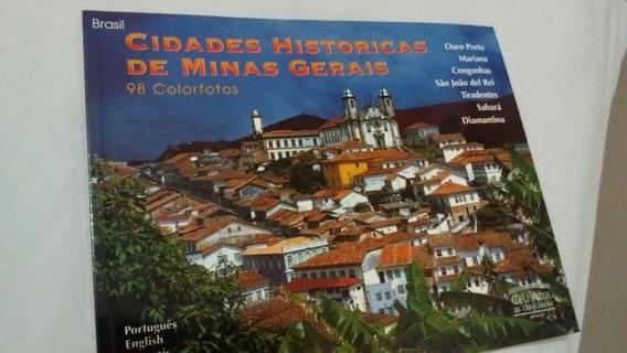 Livro Guia De Cidades Históricas De Minas Gerais Ouro Preto