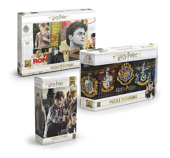 Combo Puzzles Harry Potter Grow