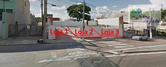 Terreno Para Alugar, 1400 M² Por R$ 3.000,00/mês - Centro - Jundiaí/sp - Te0306