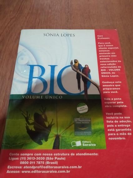 Bio Vol. Único (do Professor)