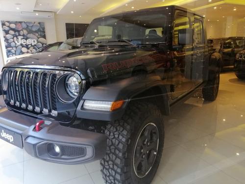 Jeep Gladiator Rubicon Unidad Fisica Taraborelli Cars *
