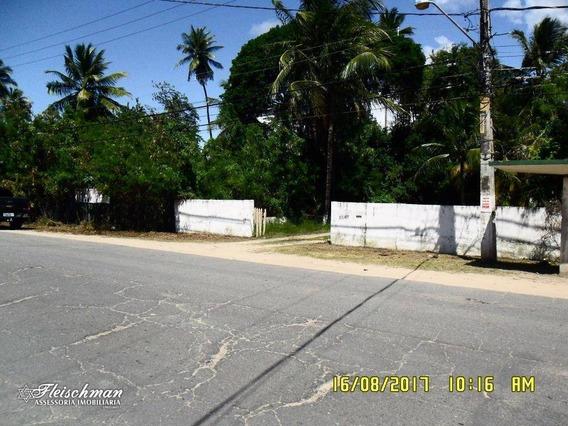 Terreno À Venda, 6164 M² Por R$ 2.000.000,00 - Nossa Senhora Da Conceição - Paulista/pe - Te0089
