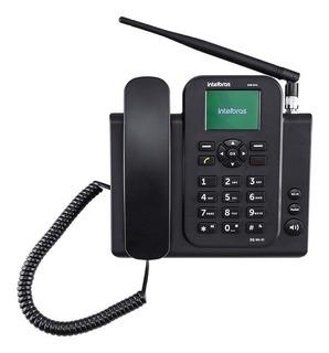 Celular Rural De Mesa Roteador Wifi 3g Intelbras Cfw 8031