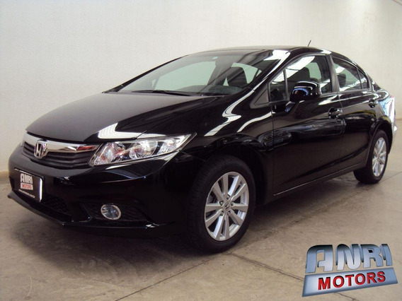 Honda Civic Lxs 1.8 Flex Completo