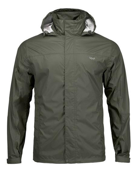 Chaqueta Hombre Lippi Abyss B-dry Hoody Jacket Verde I19