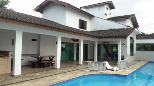 Casa Com 5 Dormitórios À Venda, 356 M² Por R$ 2.750.000,00 - Riviera - Módulo 21 - Bertioga/sp - Ca0460