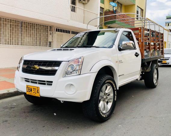 Chevrolet Dmax Estaca 4x4 Diesel