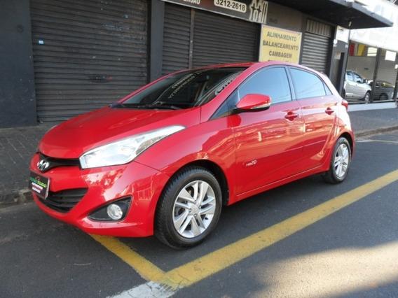 Hyundai Hb20 Premium 1.6 Vermelho 2013