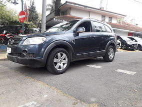 Chevrolet Captiva 2.4 Manual Anticipo Mas Cuotas Pto