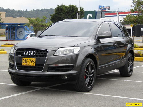 Audi Q7 V6 3.0 Tdi Quattro Luxury