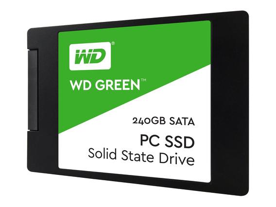 Disco Ssd 240gb Wd Green Sata Iii