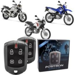 Alarme De Moto Fx G7 - Honda Biz, Titan 150, Fan 125, Bros,