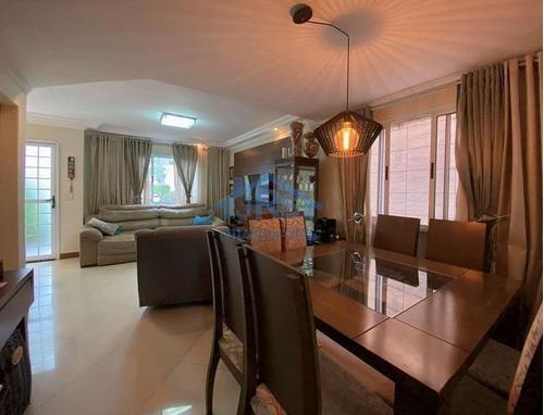 Imagem 1 de 21 de Sobrado Com 3 Dormitórios À Venda, 280 M² Por R$ 530.000,00 - Chácara Ondas Verdes - Cotia/sp - So2005