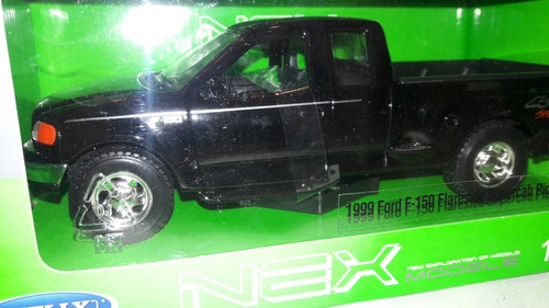 Welly Ford F150 Flareside Supercab 1/24
