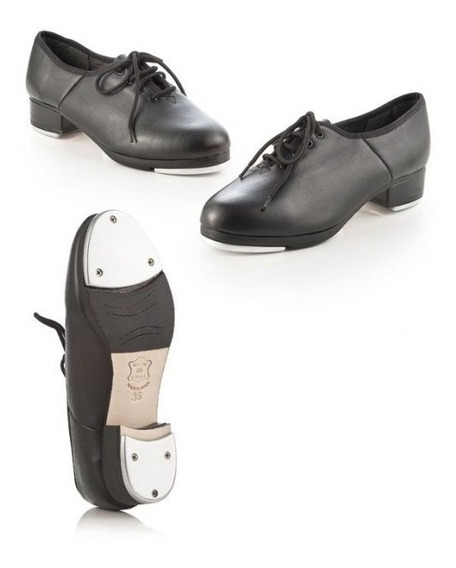 Sapato Sapateado Capezio Sola Dupla Tap152