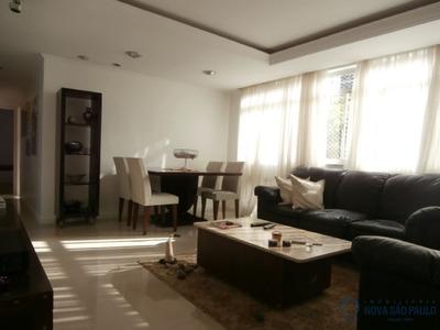 Apartamento Paraíso, Perto Ibirapuera, Sesc Vila Mariana 1 Vaga Fixa. Reformado, Iluminacão Natural. - Bi17149