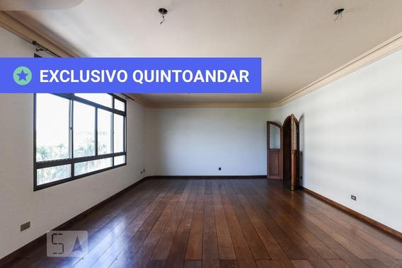 Apartamento No 4º Andar Com 4 Dormitórios E 3 Garagens - Id: 892970970 - 270970