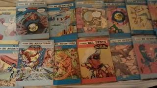 Álbumes De Comics, 5 Revistas, 160 Páginas.