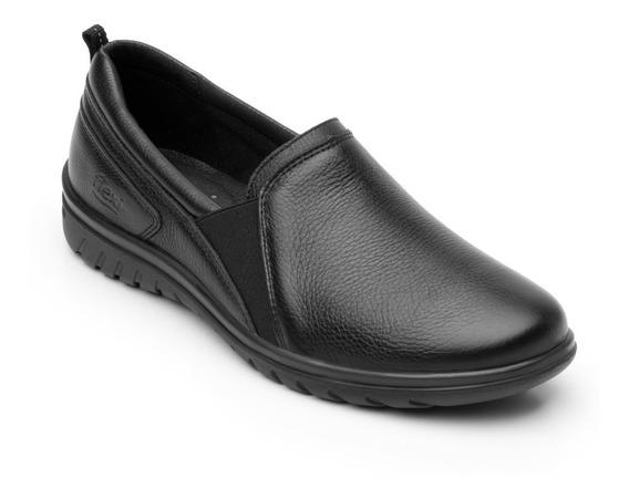 Zapato Flexi Dama 35311 Negro Casual