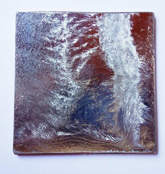 Metal Zinco Modelo Placa - Sem Juros No Cartão