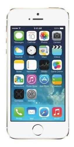 Celular iPhone 5 16gb Cpo Libre + Envío Gratis