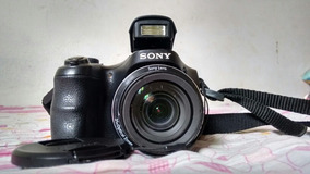 Camera Sony Semi Proficional Completa