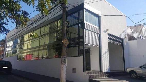 Salão Em Avenida De Grande Fluxo - Vende-se Ou Aluga-se - Sl0763