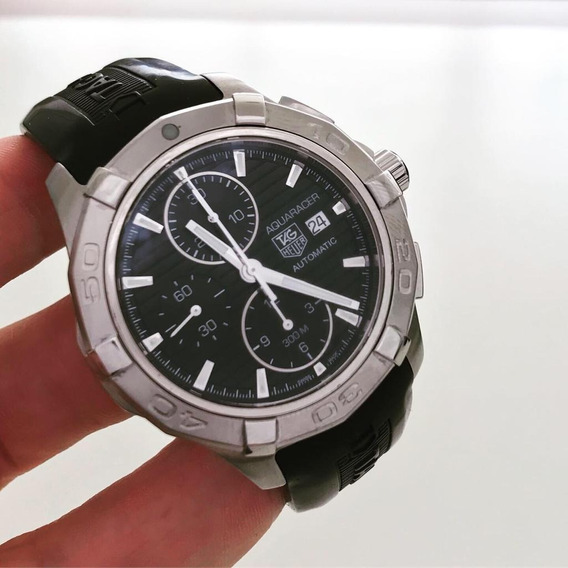 Tag Heuer Aquaracer Chronograph 300m Completo