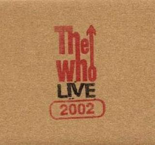 Cd : The Who - Live: Grand Rapids Mi 8/ 27/ 02 (cd)