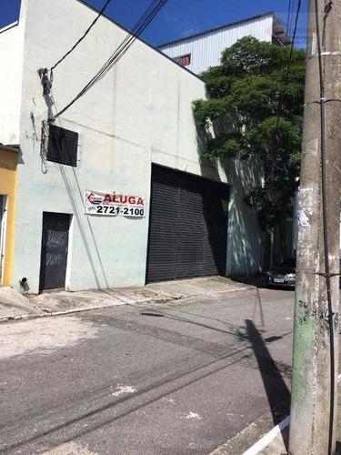 Imagem 1 de 12 de Galpão À Venda, 450 M² Por R$ 2.000.000,00 - Jardim São Cristóvão - São Paulo/sp - Ga0351