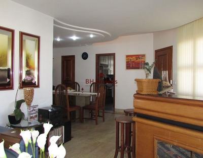 Apartamento 4 Quartos Gutierrez, Próximo Ao Barroca Tênis Clube. - 16765