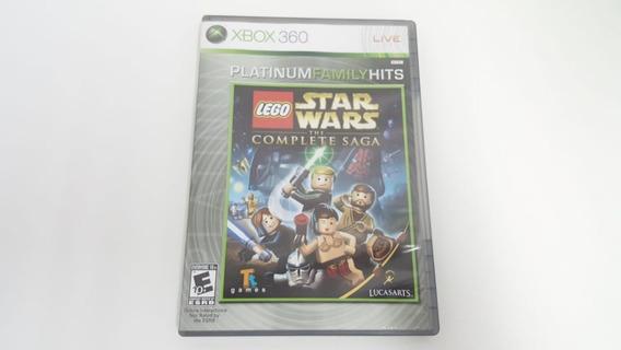 Lego - Star Wars The Complete Saga - Xbox 360 - Original