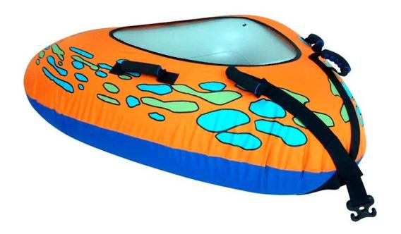 Boya Remolcable Nautika Jet Uno Juego Acuatico Laguna
