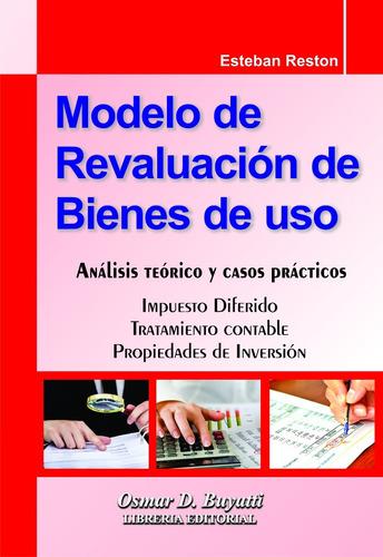 Modelo De Revaluación De Bienes De Uso Esteban Reston