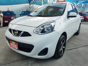 Nissan March 1.6 Advance Std 2015