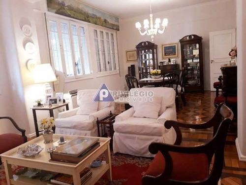 Imagem 1 de 29 de Apartamento À Venda, 3 Quartos, Flamengo - Rio De Janeiro/rj - 741